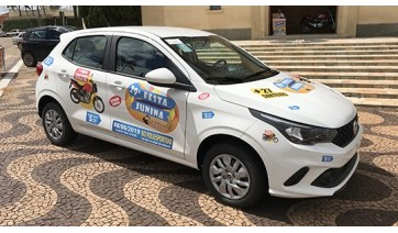 29ª Festa Junina de Santo Antônio sorteará carro, moto e outros 27 prêmios
