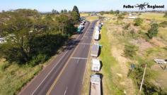 Manifestação de caminhoneiros tem ponto de concentração em Adamantina