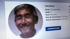 Idoso de 71 anos morre após ser atropelado por trator em propriedade rural