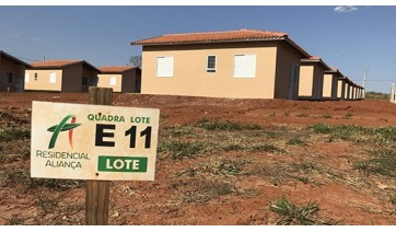 Residencial Aliança faz nesta sexta-feira (16) a entrega de chaves para novos moradores