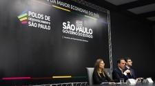 Governo de SP anuncia 11 polos de desenvolvimento econômico