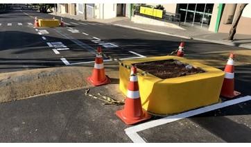 Prefeitura diz que obras de trânsito na Cunha Bueno estão dentro das normas