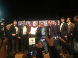 Convênio foi assinado em cerimônia realizada no Centro Cultural Matarazzo (Foto: Siga Mais).
