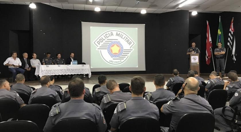 PM realiza solenidade de valorização profissional e homenageia policiais de destaque