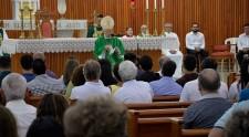 Missa marca abertura da programação dos 70 anos de criação da Paróquia de Santo Antônio