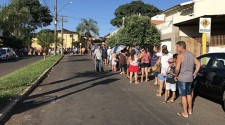 Casas populares: filas começaram 12h antes da abertura do cadastro