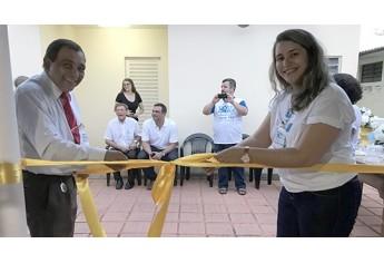 Posto do CVV de Adamantina é oficialmente inaugurado e já atende pelo telefone 188 (Foto: Siga Mais).