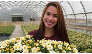 Ex-aluna de Agronomia da UniFAI é contratada por empresa dos Estados Unidos