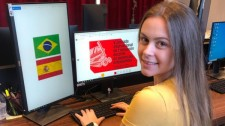 Adamantinense representará o Brasil em competição na Espanha