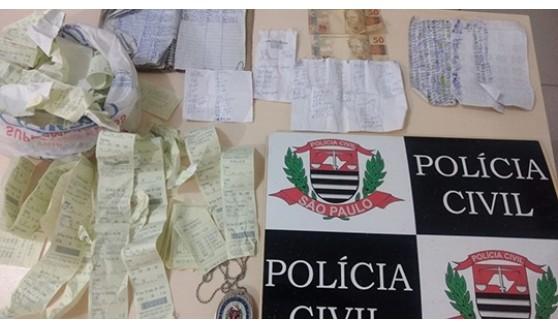 Polícia Civil realiza ação contra jogo do bicho