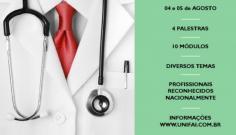 I Jornada Acadêmica de Medicina debate saúde regional nos dias 4 e 5 de agosto