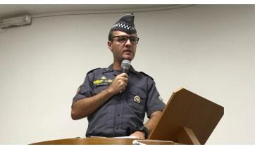 Capitão PM Júlio Romagnoli é promovido ao posto de major da Polícia Militar
