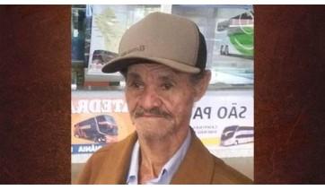 Juvenal Teixeira, de 70 anos, era funcionário da Prefeitura de Adamantina. Acidente foi durante o trabalho, no Parque dos Pioneiros (Cedida).