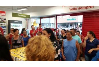 Americanas Express é inaugurada nesta quinta-feira, no centro de Adamantina (Foto: Daniel Fabri/Cedida).
