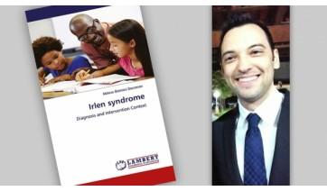 Professor da UniFAI publica livro acadêmico em inglês sobre Síndrome de Irlen