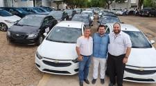 Proeste entrega 20 veículos zero km adquiridos pela Alta Paulista Locadora