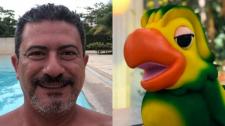 Ator Tom Veiga, intérprete do Louro José, do 'Mais Você', morre aos 46 anos