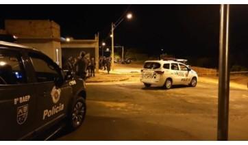 Agente penitenciário mata a mulher, ameaça suicidar-se e se entrega à Polícia