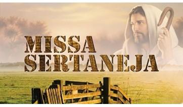 Paróquia Nossa Senhora de Fátima promove Missa Sertaneja neste sábado
