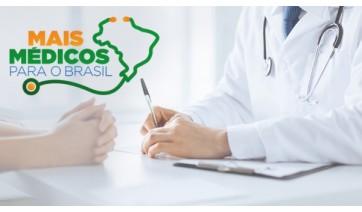 Novos médicos assumem vagas do Mais Médicos em Adamantina (Ilustração).