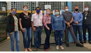 Imediações das escolas estaduais terão monitoramento por câmeras em Adamantina