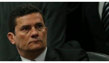 Ex-ministro da justiça, Sérgio Mori (José Cruz/Agência Brasil).