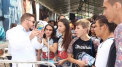 UniFAI recebe inscrições de mais de 5 mil alunos para a X Mostra de Profissões