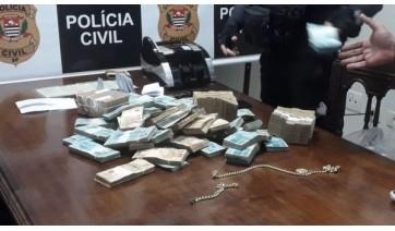 Polícia Civil sequestra R$ 4,5 milhões de investigados envolvidos em golpe contra Banco do Brasil