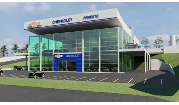Proeste anuncia construção de novo prédio para a concessionária em Adamantina