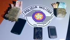 Traficantes são presos pela PM em Adamantina após perseguição na SP-294