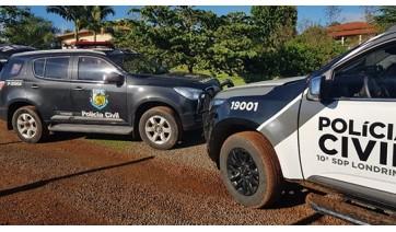 Polícia Civil vai a Londrina e prende ladrões que praticaram furtos na Alta Paulista