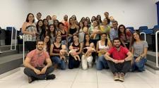 Alunos de medicina promovem palestra a estudantes de pedagogia