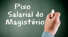 Piso salarial de professores da educação básica vai para R$ 2.888,24