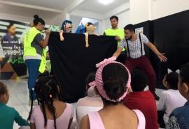 Ação social é coordenada pela Igreja Batista do Brooklin, de São Paulo, em parceria com a Primeira Igreja Batista (PIB) em Osvaldo Cruz (Foto: Divulgação).