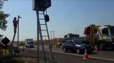 SP-294 recebe dois novos radares na região de Dracena