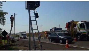 Rodovias da região recebem radares e equipamentos com OCR para reconhecimento de placas