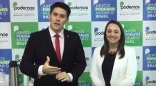 Via deputada federal Renata Abreu, Alcio Ikeda conquista mais R$ 100 mil para saúde de Adamantina