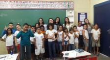 Alunos do Programa Resid�ncia Pedag�gica vivenciam experi�ncias formativas nas escolas