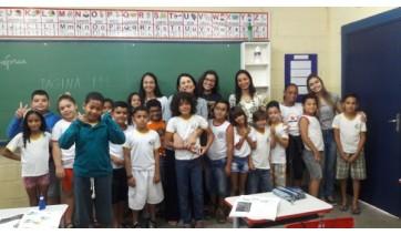 Alunos do Programa Residência Pedagógica vivenciam experiências formativas nas escolas