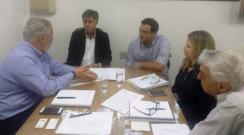 Executivo e Legislativo buscam recursos para a recuperação da Rodovia Doutor Plácido Rocha