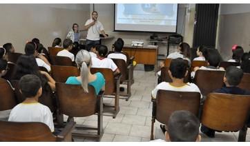 SAAMA desenvolve Programa Escola Sustentável na rede municipal de ensino