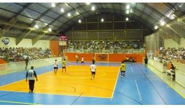 Ginásio de Esportes Paulo Camargo vai receber as provas de futsal pela Copa Sesc em Adamantina (Divulgação).