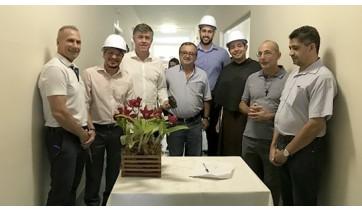 Iniciadas as obras de ampliação da UTI da Santa Casa de Adamantina