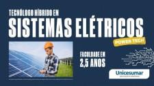 Conheça o curso de Sistemas Elétricos da Unicesumar EAD