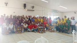 Seminário reuniu aproximadamente 120 companheiros de clubes que compõem o Distrito LC-8 do Lions Clube Internacional (Assessoria de Imprensa).