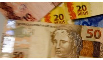 Novo valor do salário mínimo em R$ 1.045 começa a vigorar neste sábado (1)