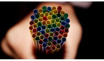 Norma proíbe o fornecimento de canudos confeccionados em material plástico em São Paulo (Foto: Pixabay).
