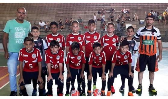 Selar Adamantina estreia na Liga de Marília de Futsal