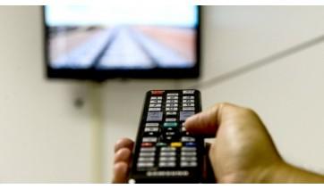 Emissoras de tv com sinal aberto operam em modo digital, em Adamantina (Foto: Valter Campanato/Agência Brasil).