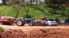 Polícia Civil aguarda laudo pericial sobre acidente com trator que vitimou funcionário da Prefeitura